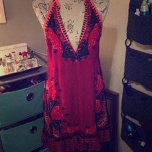 Worn one time free people flowy dress